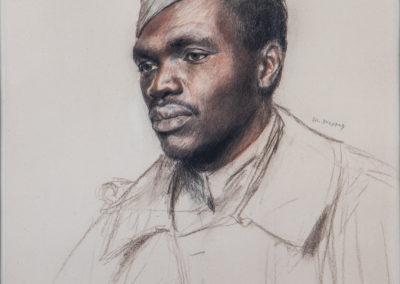 Soldat noir américain