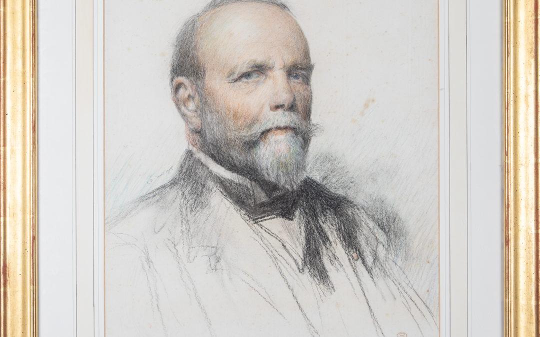 Eugène Burnand – biographie